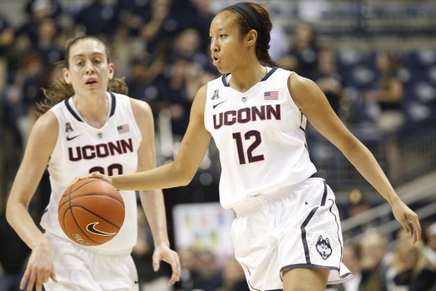 Women's Tournament 2014: Breaking Down Biggest Threats to Connecticut