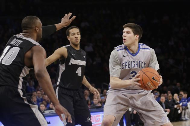 Creighton vs. Louisiana-Lafayette Betting Line, March Madness Analysis, Pick
