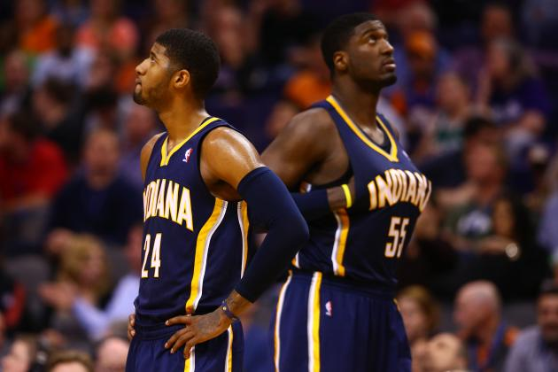 What's Gone Wrong for Struggling Indiana Pacers?