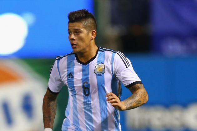 Liverpool Transfer News: Reds Must Land Marcos Rojo This Summer