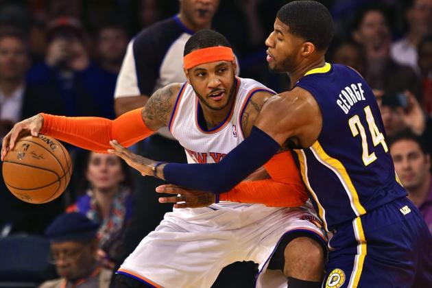 NBA's Eastern Conference Morphs from Laughingstock to Battle Zone