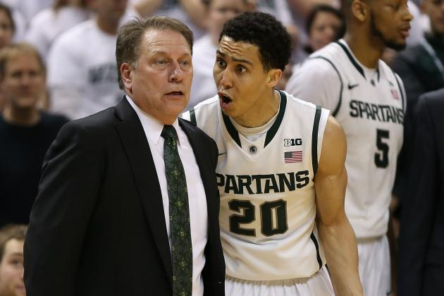Michigan State vs Delaware: Live Score, Highlights and Reaction for Round of 64