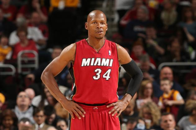 Ray Allen Would Welcome Having Number Retired by Boston Celtics