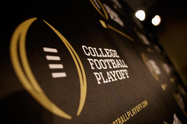 Revised Standings for the College Football Playoff Selection Committee