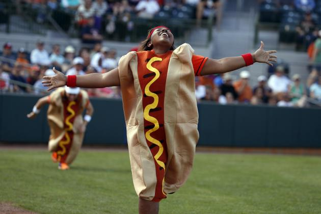 Detroit Tigers Introducing an All-Star Lineup of Filthy, Tasty Hot Dogs for 2014