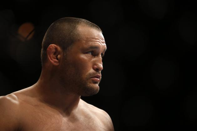UFC Fight Night 38: Dan Henderson 'T's' It Up One More Time Against Shogun Rua