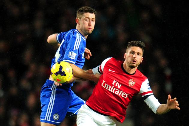 Chelsea vs. Arsenal: Prediction, Live Stream Info, Stats and Head-to-Head Record