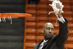 Danny Manning Coaches Tulsa to NCAA Bid