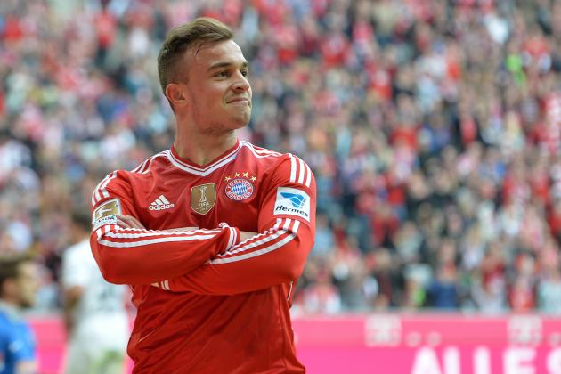 Liverpool Transfer Rumours: Reds Must Land Xherdan Shaqiri