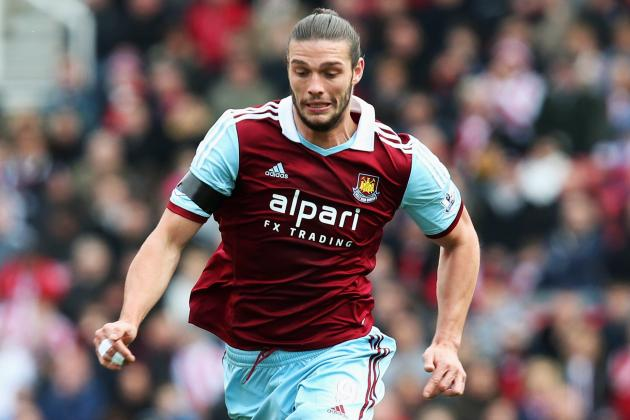 Sir Geoff Hurst Backs Andy Carroll to Fire His Way to Brazil