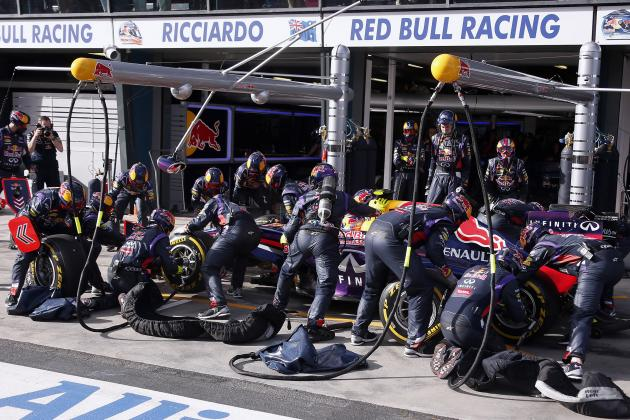 Can F1 Pit Stops Get Any Quicker? Interview with Red Bull's Jonathan Wheatley