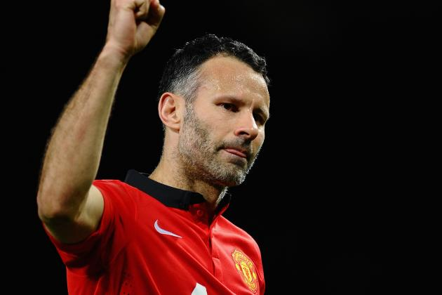 David Moyes Has Role to Play in Prolonging Ryan Giggs' Manchester United Career