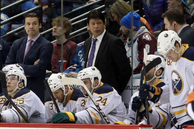 Buffalo Sabres: Questions About Ted Nolan Loom as Extension Nears