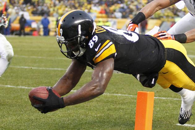 Report: Ex-Steelers WR Cotchery, Panthers Finalizing Deal