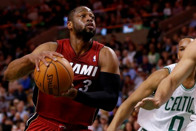 Dwyane Wade Questions Miami Heat, 'I Think the Jury's Still Out'