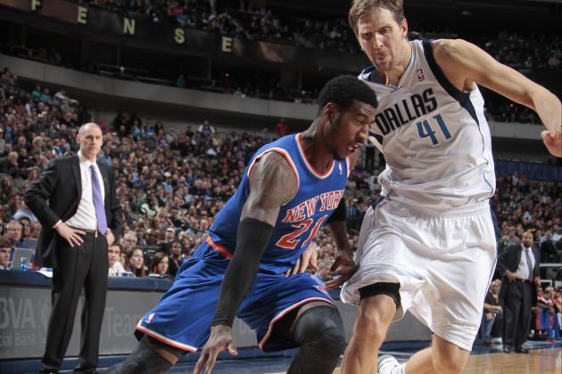 NBA Trade Rumors: Latest on Kyle Lowry, Dirk Nowitzki and Iman Shumpert