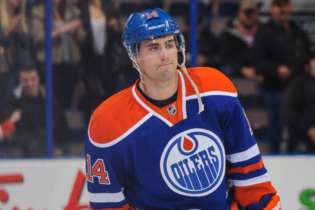 Jordan Eberle (Knee) Won't Play Tonight vs. Sabres