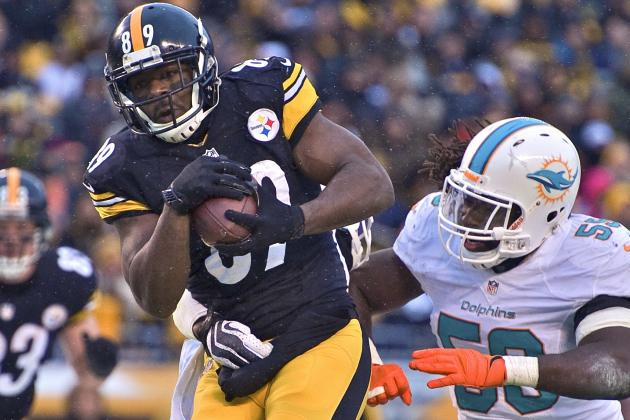 Jerricho Cotchery to Panthers: Contract Details, Analysis and Reaction