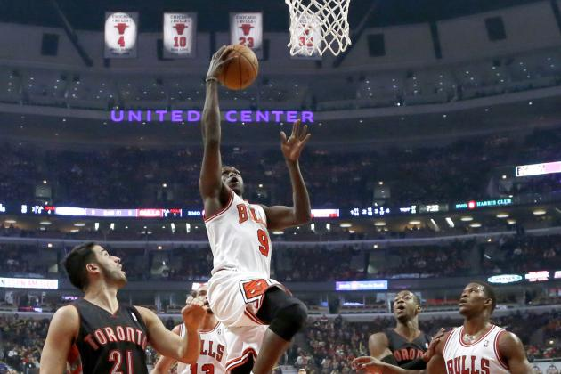 Where Would Chicago Bulls Be If They Had Kept Luol Deng?