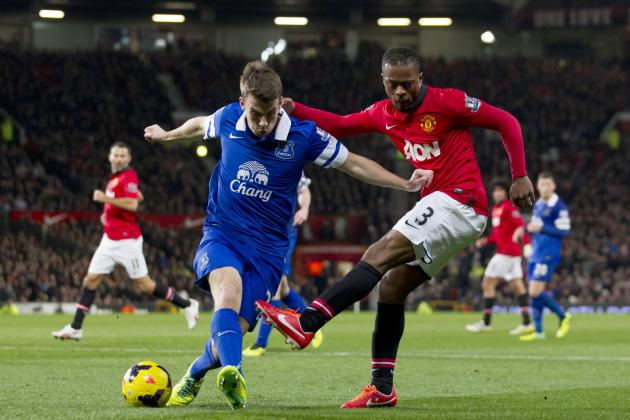 Manchester United Transfer News: Seamus Coleman Won't Fix What Ails Red Devils