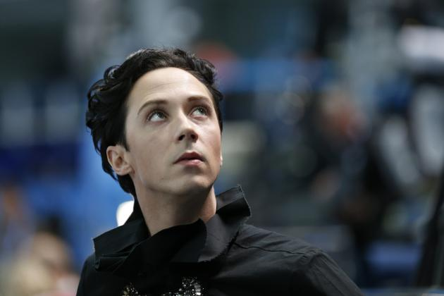 Johnny Weir Announces Split from Husband Victor Voronov