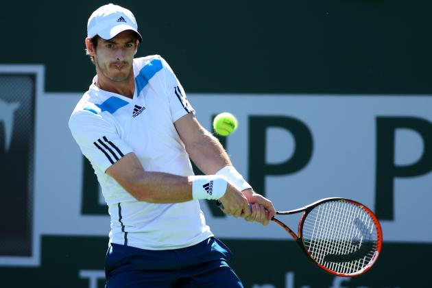 Andy Murray's Biggest Keys to Title Defense at 2014 Sony Open Tennis