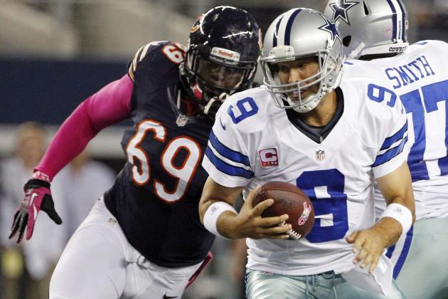 Why Henry Melton Is Exactly What the Dallas Cowboys Need