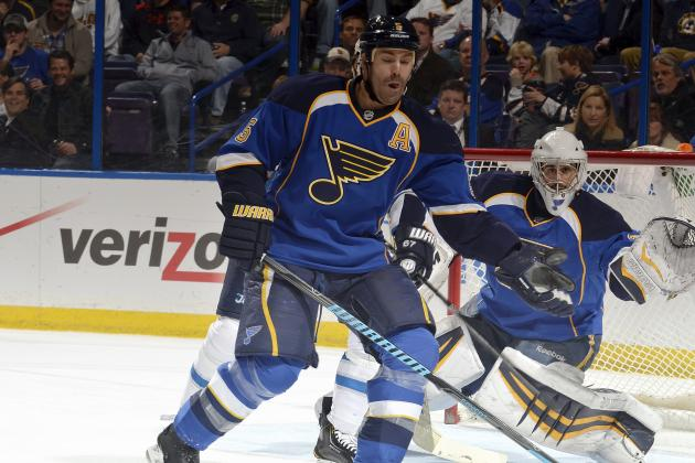 St. Louis Blues First to 100 Points, Eyeing Franchise Record