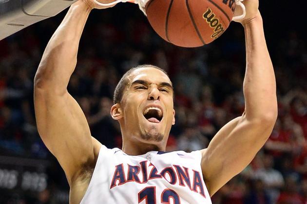 Arizona Basketball: Nick Johnson Is SI's Rising Star