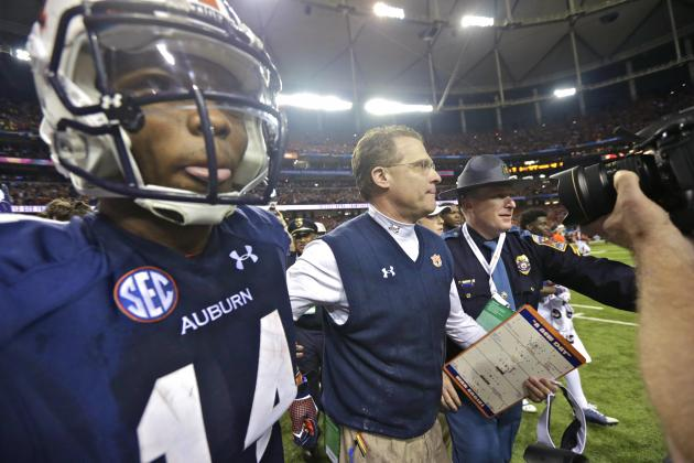 Gus Malzahn's 2nd Season with QB Nick Marshall Will Make Auburn Scarier