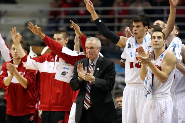 Wisconsin vs. American: Score, Twitter Reaction and More from March Madness 2014