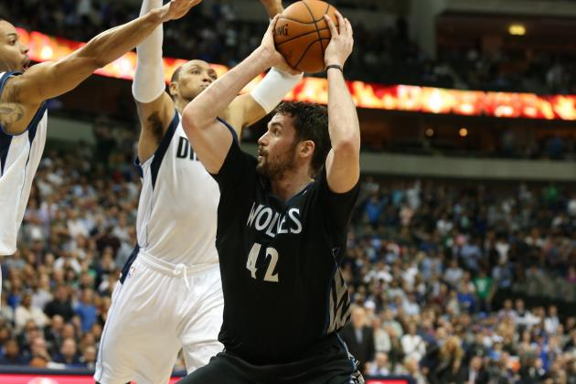 Can Kevin Love Lift Minnesota Timberwolves into 2014 Playoffs?