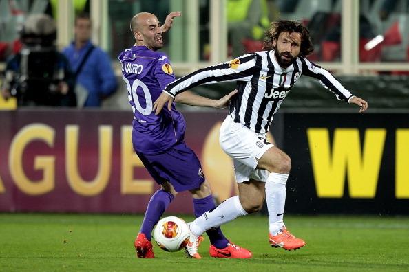 Fiorentina vs. Juventus: Europa League Live Score, Highlights, Report