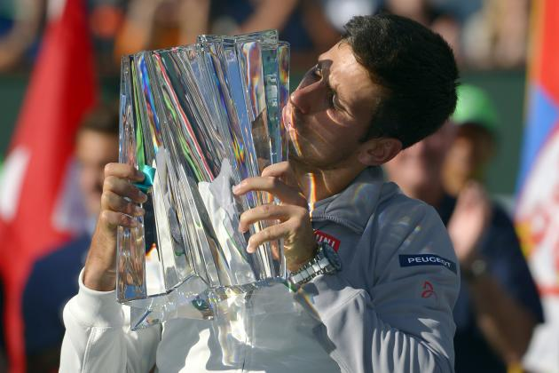 Novak Djokovic's Slump Broken After BNP Paribas Open Victory