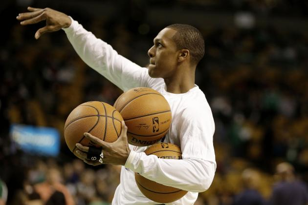 Can Rajon Rondo and the Boston Celtics Grow Up Together?