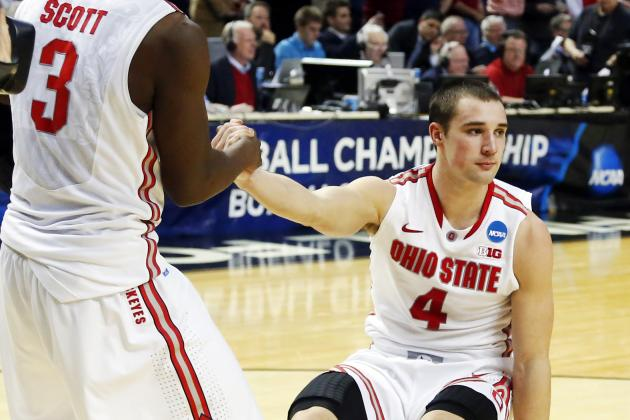Aaron Craft's Place in Ohio State Basketball History Safe Despite Shocking Loss