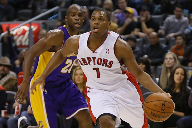 Should Los Angeles Lakers Pursue Kyle Lowry in 2014 Free Agency?