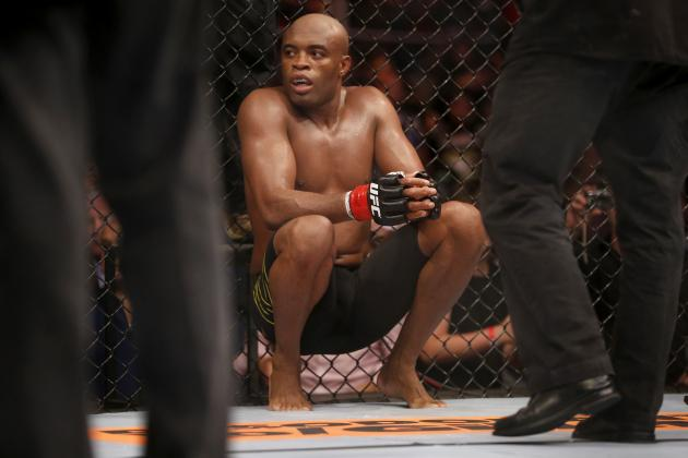 Anderson Silva Says He Won't Fight in 2014, Will Not Make Another Title Run