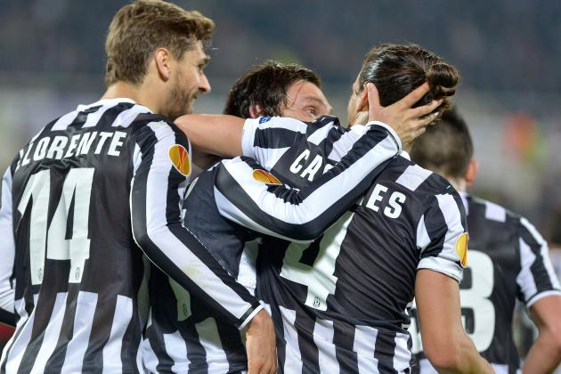 Fiorentina vs. Juventus: Live Player Ratings for the Bianconeri