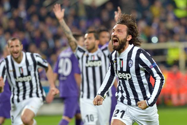 Fiorentina vs. Juventus: Europa League Score, Grades and Post-Match Reaction