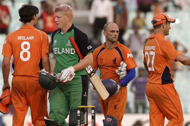World T20 2014: Ireland vs. Netherlands Live Stream, Form and Key Stats