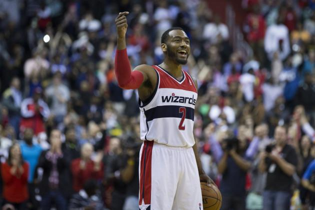 John Wall Wishes Washington Wizards Would Go Back to Bullets
