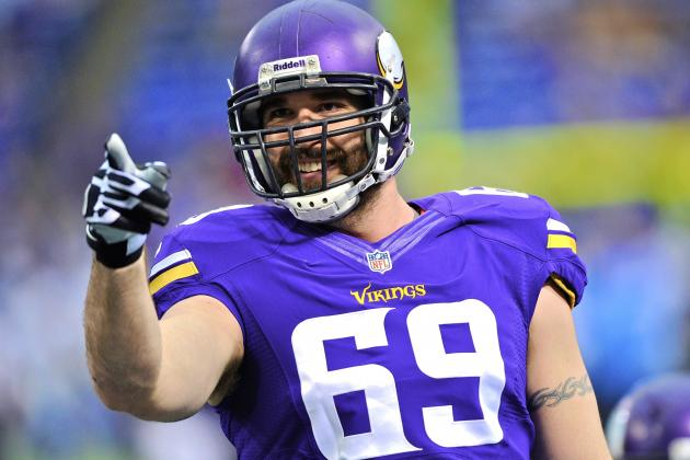 Jared Allen Rumors: Latest News, Speculation on Vikings, Seahawks, Bucs and More