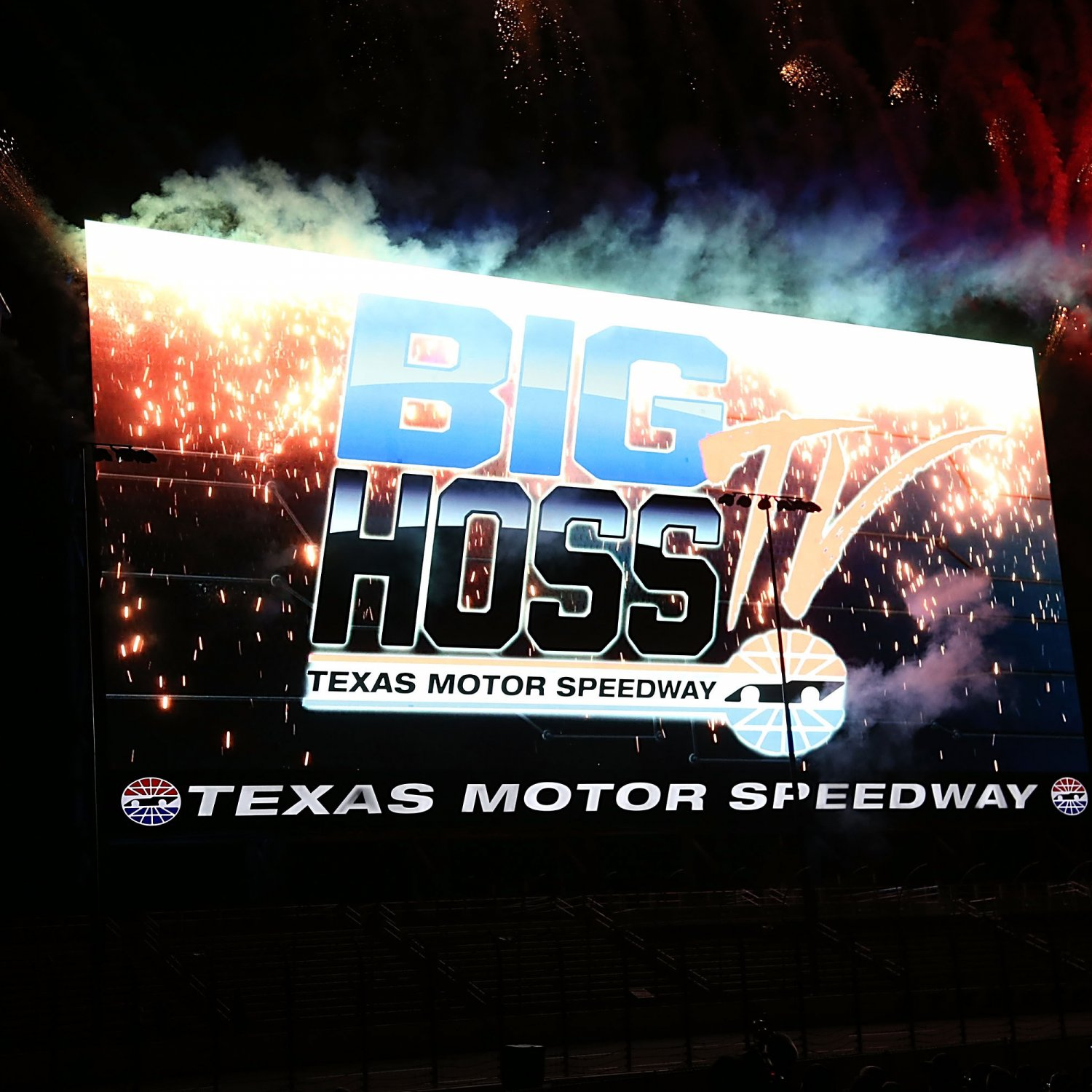 Texas Motor Speedway 39 S 39 Big Hoss 39 Becomes World 39 S Largest