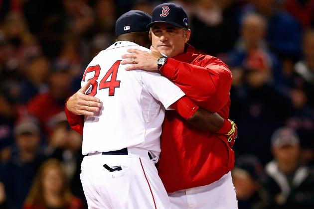 Red Sox Manager Farrell Not Worried About Ortiz's Disappointing Spring
