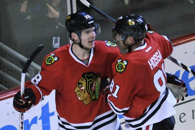 Will Chicago Blackhawks Find Championship Form Following 'Dog Days' Slump?
