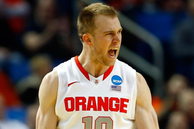 Syracuse vs. Western Michigan: Score, Twitter Reaction from March Madness 2014