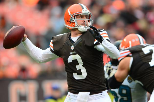 Weeden: 'This Is the Best Thing for Me'