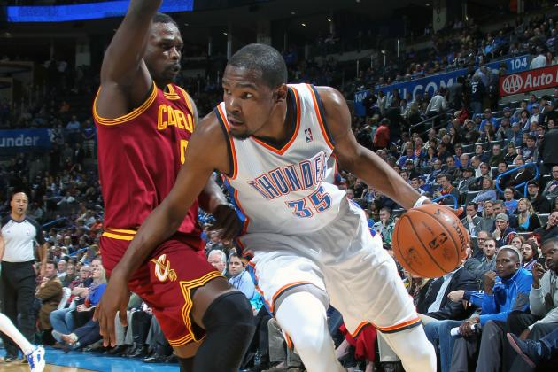 Oklahoma City Thunder vs. Cleveland Cavaliers: Live Score and Analysis