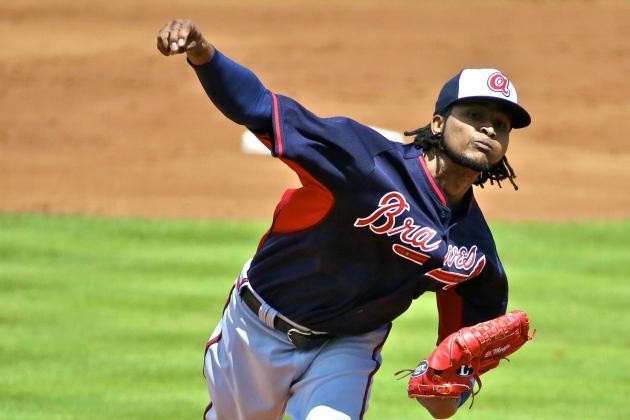 Updates, Takeaways from Ervin Santana's Braves Spring Training Debut